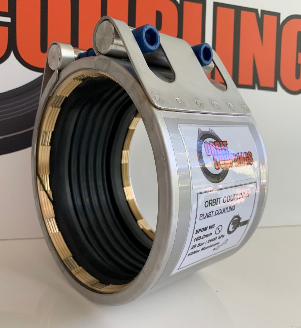160.0mm Plast Coupling